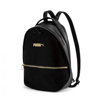 Puma Archive Suede Backpack, ranac, crna